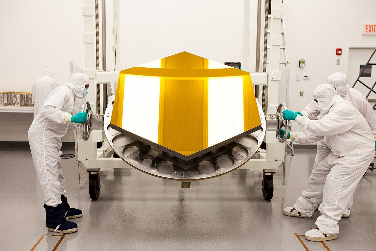Space Telescope Test