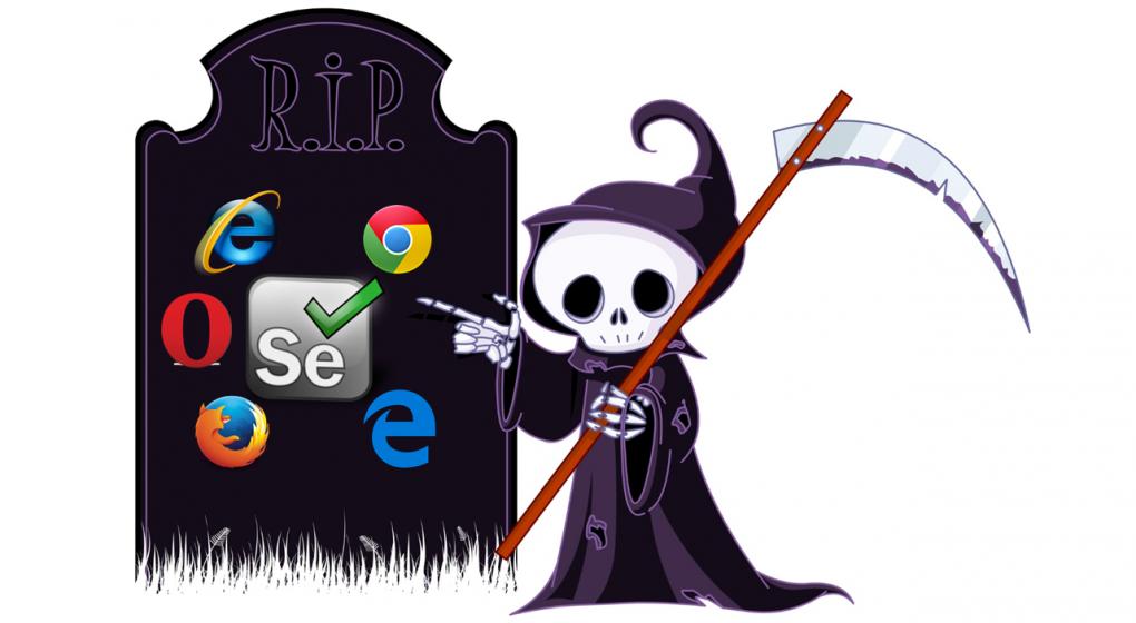 Kill All WebDrivers